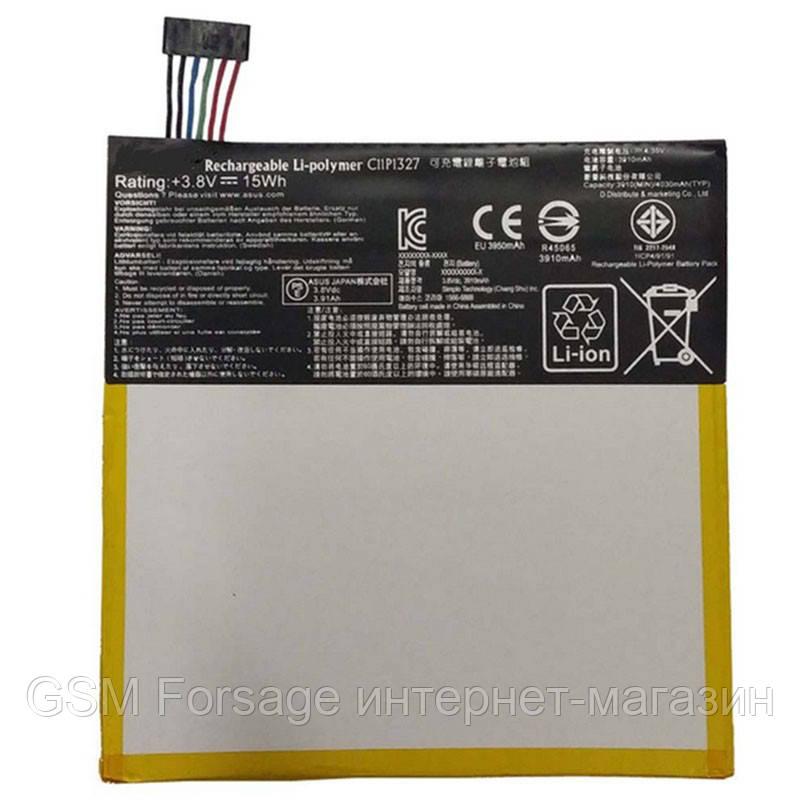 Аккумулятор Asus FE170CG, C11P1327 Memo Pad ME170C K012 (3910 mAh)