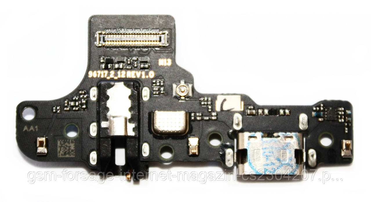 Роз'єм зарядки Samsung Galaxy A21 SM-A215F (з платою) OR