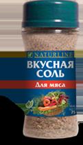 Вкусная соль - Для мяса - 75 г - Даника, Украина