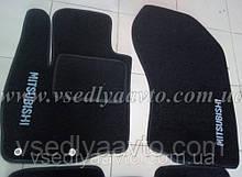 Ворсовые коврики передние  MITSUBISHI Outlander XL (2006-2012)