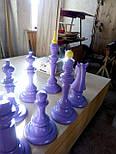 Крупные шахматные фигуры для зон отдыха, фото 4