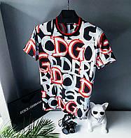 Мужские футболки D&G (Реплика)