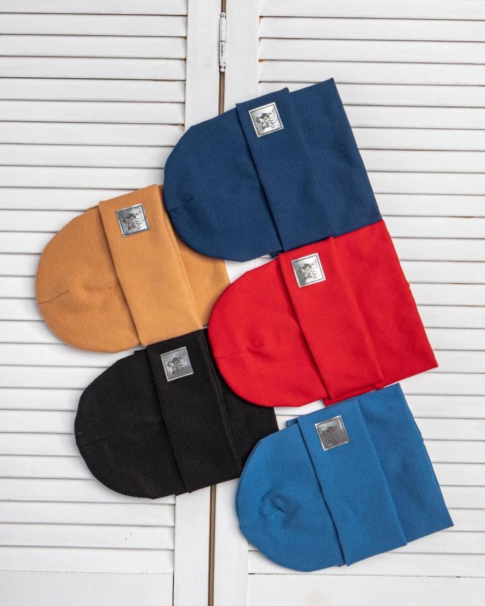 Комплект (шапка хомут) для хлопчика на весну-осінь оптом - Артикул 2800