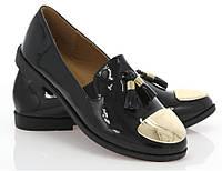 Женские туфли, балетки лаковые  размеры 36-41