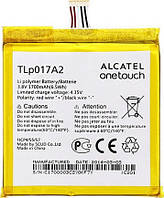 Аккумулятор для Alcatel OneTouch 6012, батарея TLp017A2 (TLp017A1)