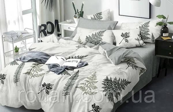 Двуспальный комплект постельного белья Елочка