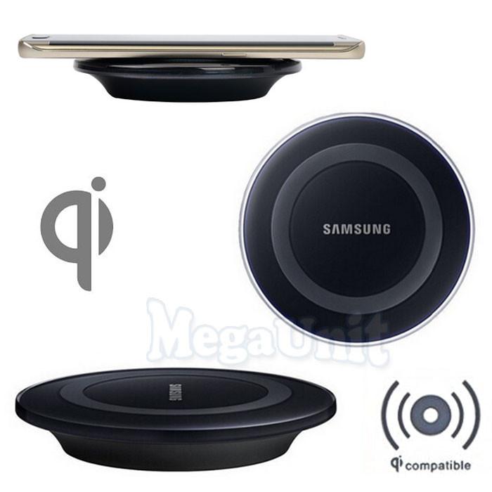 Qi Бездротове зарядний для телефону Samsung кругле