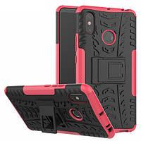 Чехол Armor Case для Xiaomi Mi Max 3 Rose