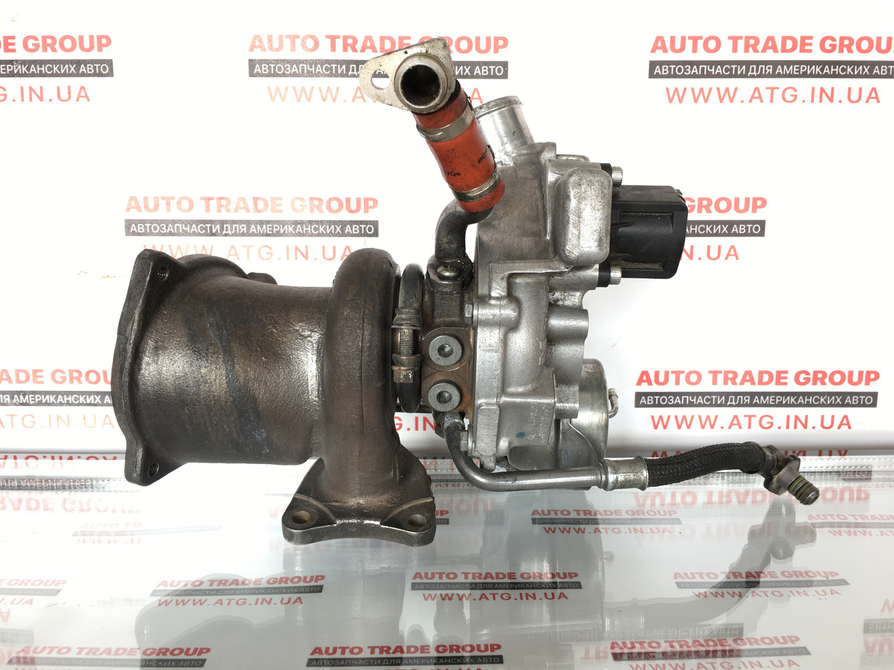 Турбіна Ford Fusion 1.6 USA