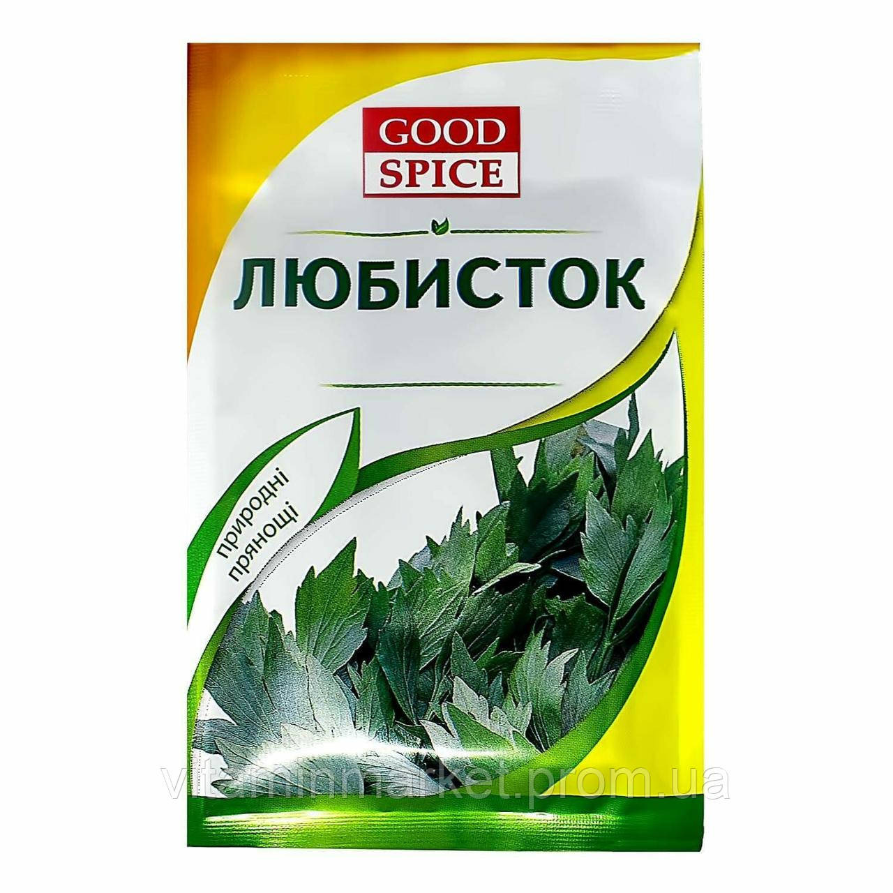 Любисток целый, «Good Spice», 6 гр.