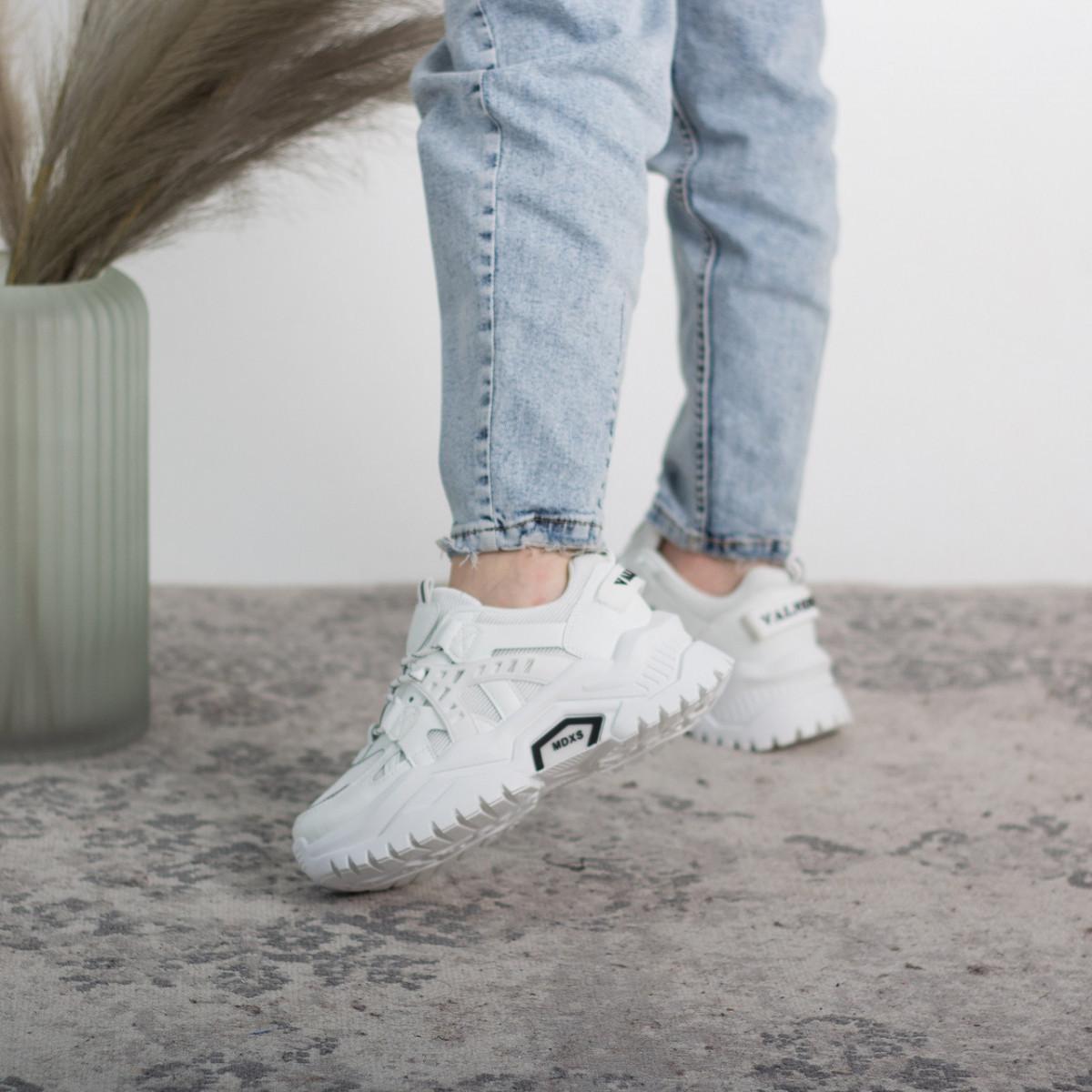 Кроссовки женские Fashion Ahura 2574 39 размер 25 см Белый