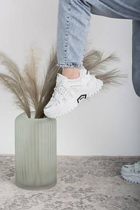 Кроссовки женские Fashion Ahura 2574 39 размер 25 см Белый, фото 2