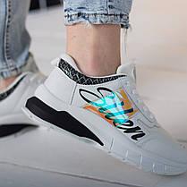 Кросівки жіночі Fashion Akeem 2577 36 розмір, 23,5 см Білий, фото 2