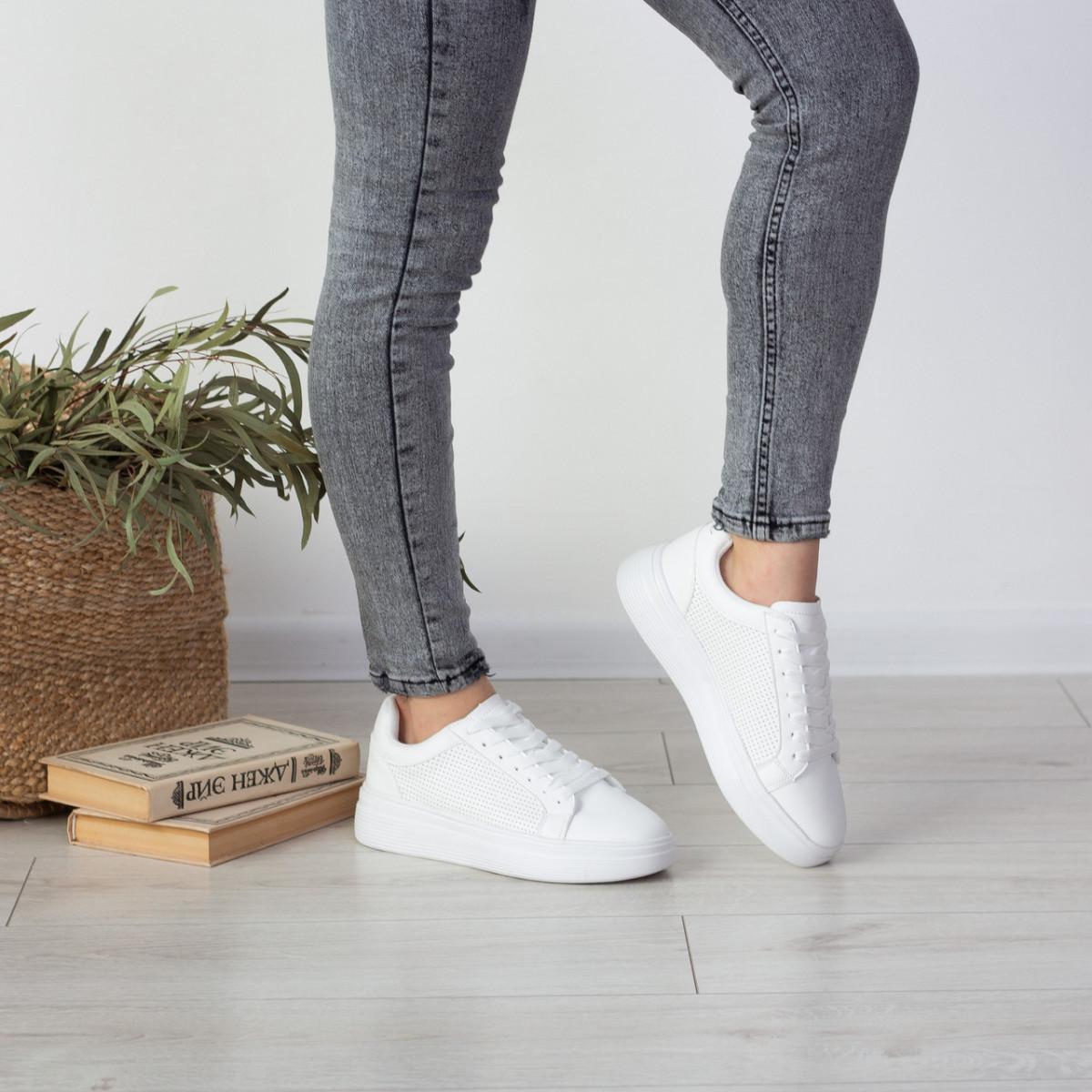 Кросівки жіночі Fashion Algonquin 2519 36 розмір 23 см Білий 39