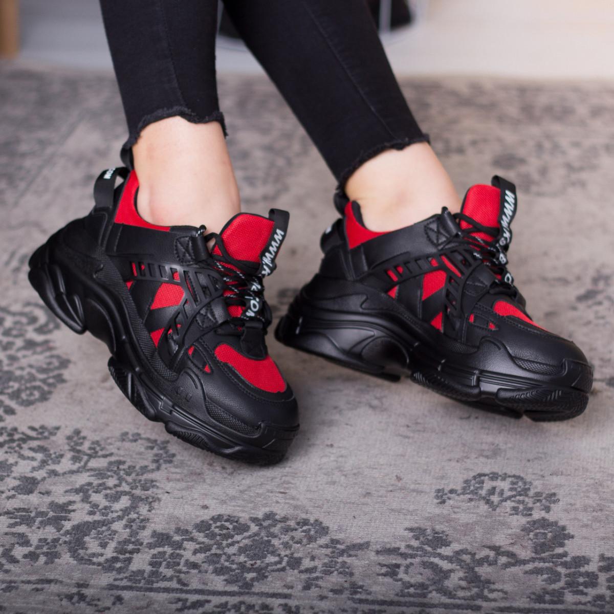 Кросівки жіночі Fashion Arlena 2549 36 розмір 23 см Чорний 38