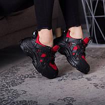Кросівки жіночі Fashion Arlena 2549 36 розмір 23 см Чорний 38, фото 2