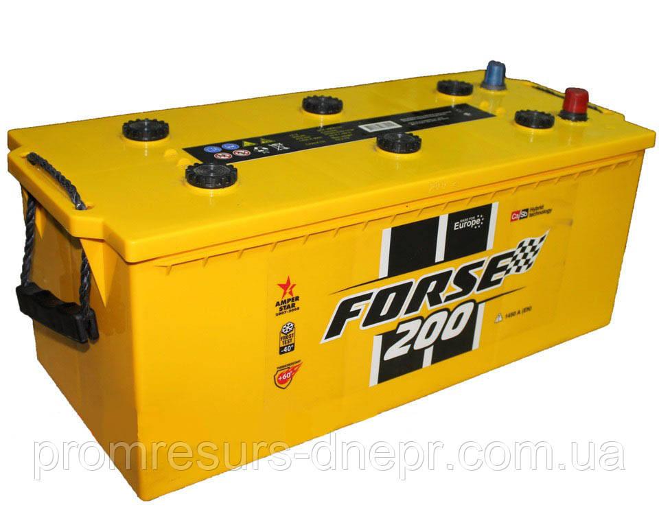 Аккумулятор Forse 6СТ-200