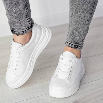 Кросівки жіночі Fashion Boggs 2525 36 розмір 22,5 см Білий 38, фото 2