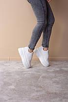 Сникеры женские Fashion Bowser 2528 36 размер 23 см Белый, фото 3