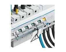 Автоматичний вимикач 100 А, 3п, С, 10 kA, hager, Франція, фото 3