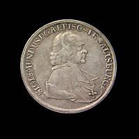 Талер 1761 Зальцбург Архиепископство Сигизмунд 3 №205 копия