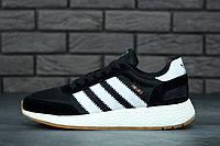 Кроссовки жіночі чоловічі Adidas Iniki кросовки жіночі адидас иники стильные черно-белые кроси замшевые