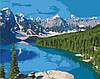 "Картина по номерам. Art Craft ""Озеро Марейн, Канада"" 38*50 см 10535-AC"