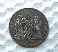 1 Талер Королевство Бавария 1835 №213 копия
