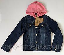 Джинсовая куртка 134-152