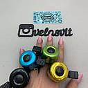 Дзвінок на велосипед різнобарвний, фото 7