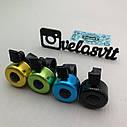 Дзвінок на велосипед різнобарвний, фото 3