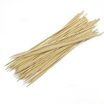 Бамбукові шпажки 30 см