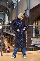 Стильне жіноче пальто ПВ-254