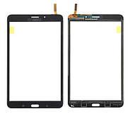 """Сенсор (Тачскрин) для планшета 8.0"""" Samsung T330 Galaxy Tab 4 3G С вырезом по динамик (Черный) Оригинал Китай"""