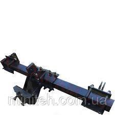 Сцепка подвійна саджалки ЗПС-2 (Ж)