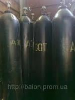 Доставка азота в баллонах разных объемов по Киеву и Киевской области.