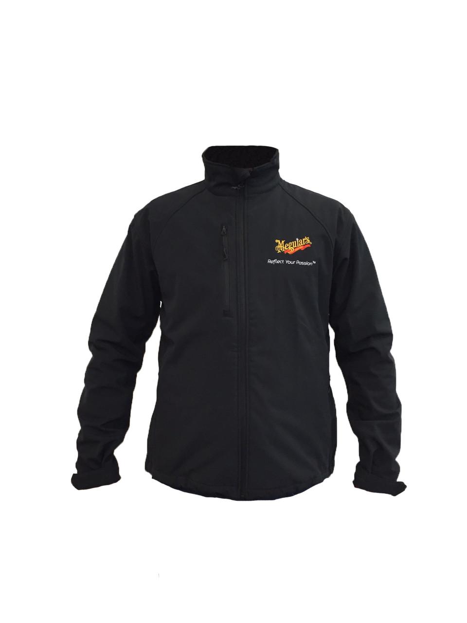 Куртка софтшелл - Meguiar's Softshell Jacken Männer XXL чорний (SOFTSHELLGER_MEN_XXL)