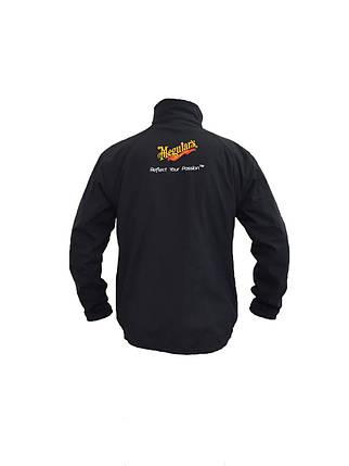 Куртка софтшелл - Meguiar's Softshell Jacken Männer XXL чорний (SOFTSHELLGER_MEN_XXL), фото 2