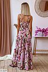 Сукня з квітковим принтом, фото 2