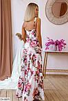 Сукня з квітковим принтом, фото 3