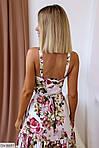 Сукня з квітковим принтом, фото 5