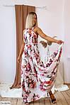 Сукня з квітковим принтом, фото 6