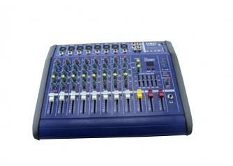 Аудио микшер UKC 8300D (8 каналов)