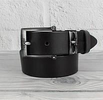 Ремень кожаный под джинсы черный 8208-401-2