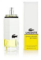 Мужская туалетная вода Lacoste Challenge Re/Fresh, 90 мл