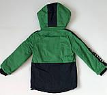 Куртка для мальчиков 98 -128, фото 4