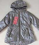 Куртка для девочек 4-10 лет, фото 2
