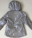 Куртка для девочек 4-10 лет, фото 4