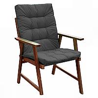 Матрас на кресло водоотталкивающий серия Oxford 100x50x6