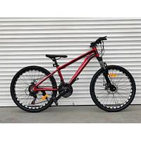"""Велосипед подростковый 24 дюйма Top Rider (Топ Райдер) """"680"""" (ORIGINAL SHIMANO)"""